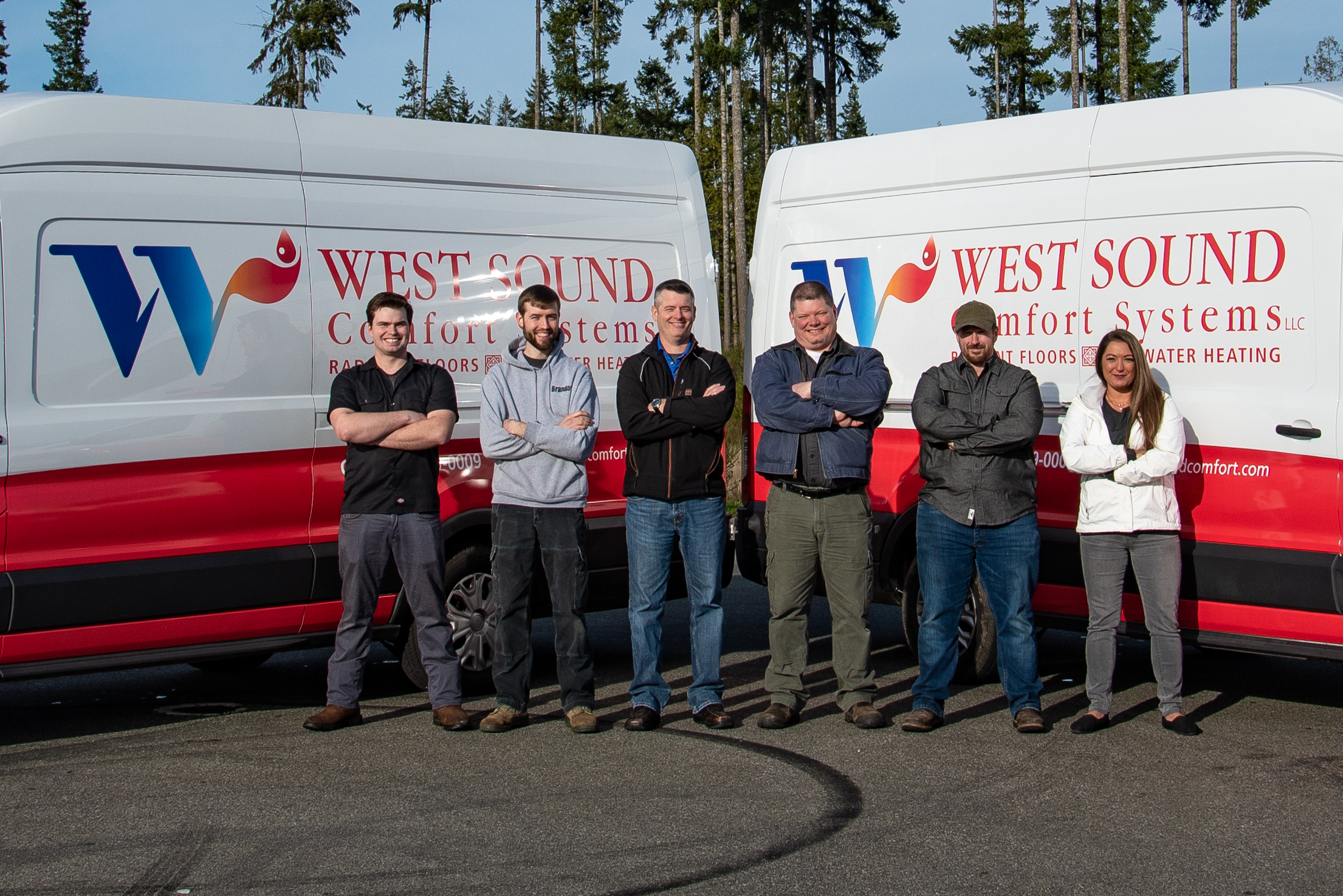 West Sound Comfort Systems Team
